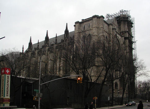 St John the Divine, NYC