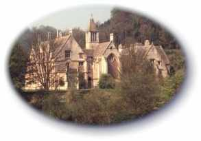 Woodchester external